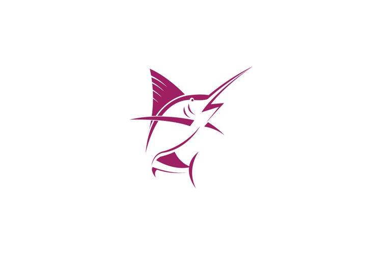 Tuna fish clipart vector illustration example image 1