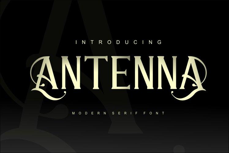 ANTENNA example image 1
