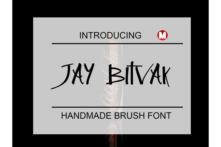 Jay Bitvak example image 1