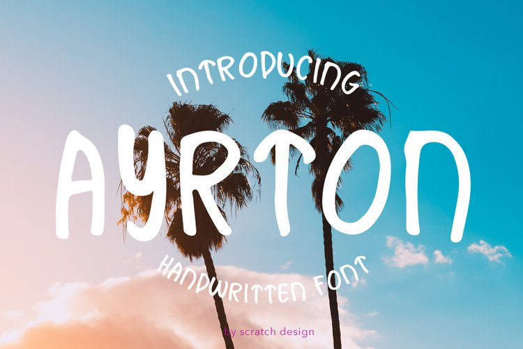 Ayrton example image 1