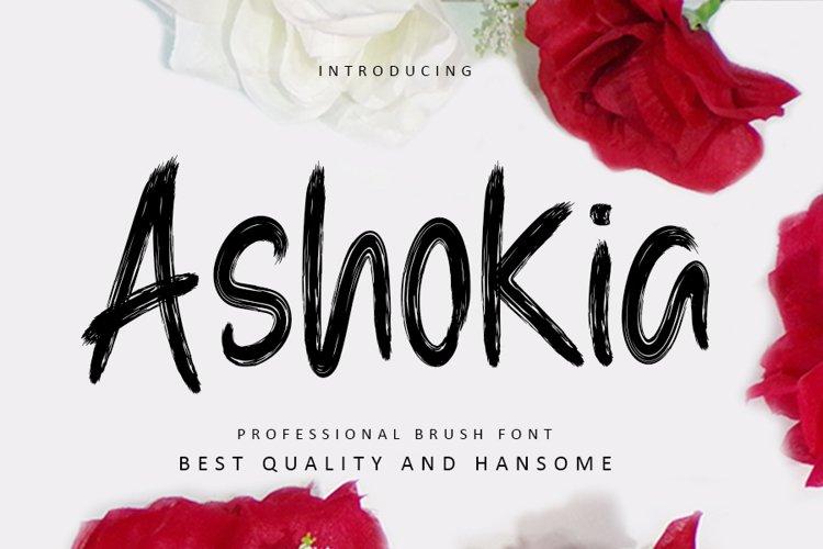 Ashokia example image 1