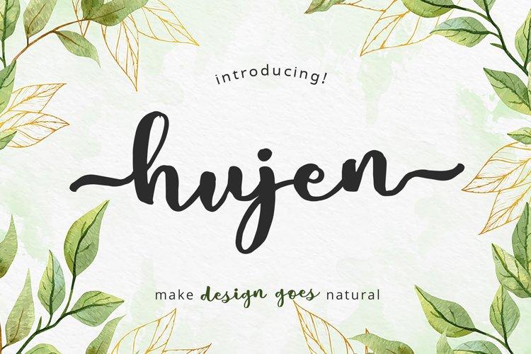 Hujen Handmade example image 1