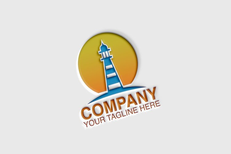 Light House Logo example image 1