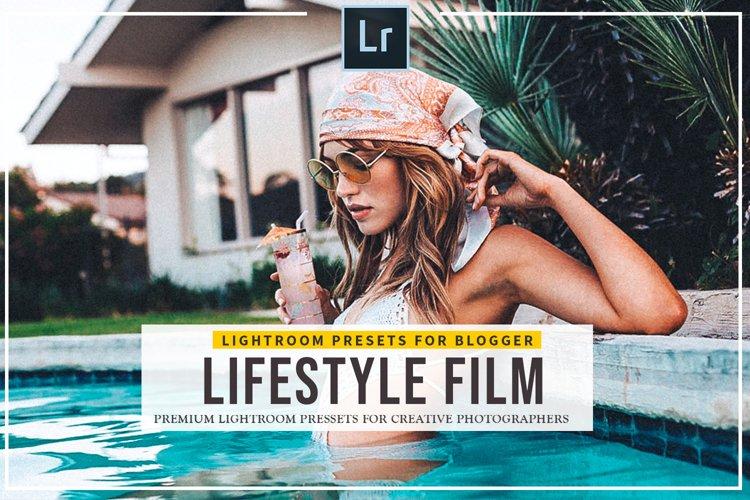 Lifestyle Film Lightroom Presets example image 1