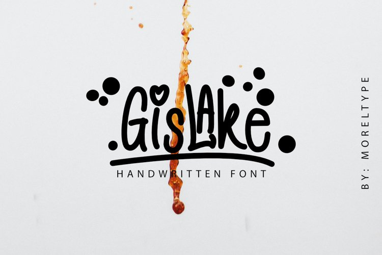 Gislake
