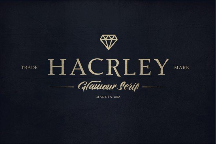 Hacrley Serif example image 1