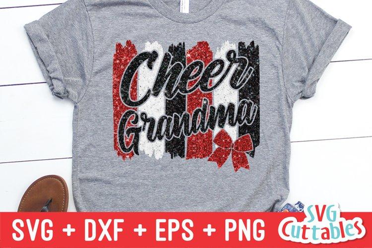 Cheer SVG | Cheer Grandma | Shirt Design