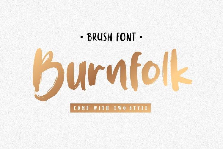 Burnfolk example image 1