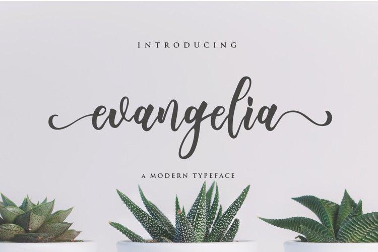 Evangelia Script
