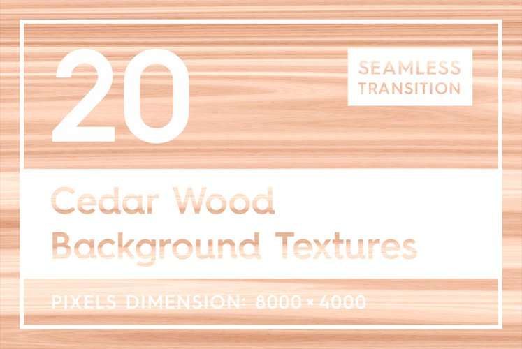 20 Cedar Wood Background Textures example image 1