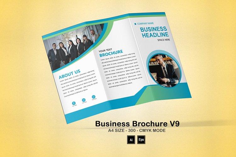 Business Brochure V9 example image 1
