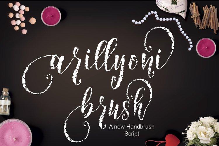 Arillyoni Brush example image 1