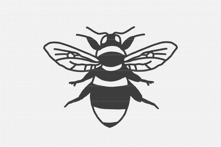 Bumble Bee SVG Files, SVG Cut Files, Bumblebee SVG