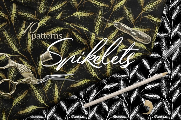 Spikelets Pattern Collection