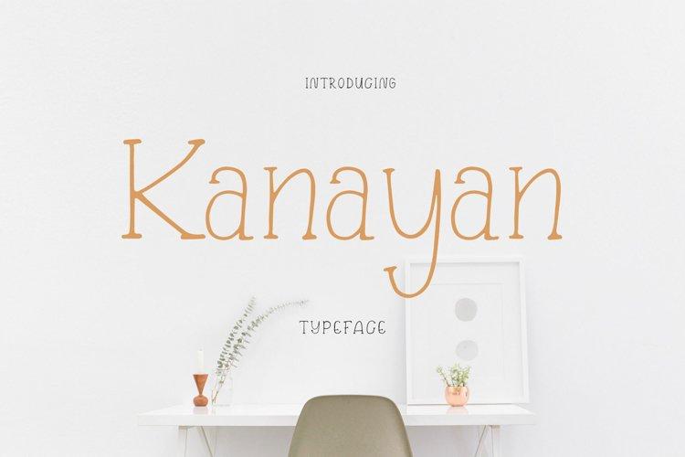 Kanayan example image 1