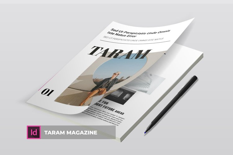 Taram | Magazine example image 1