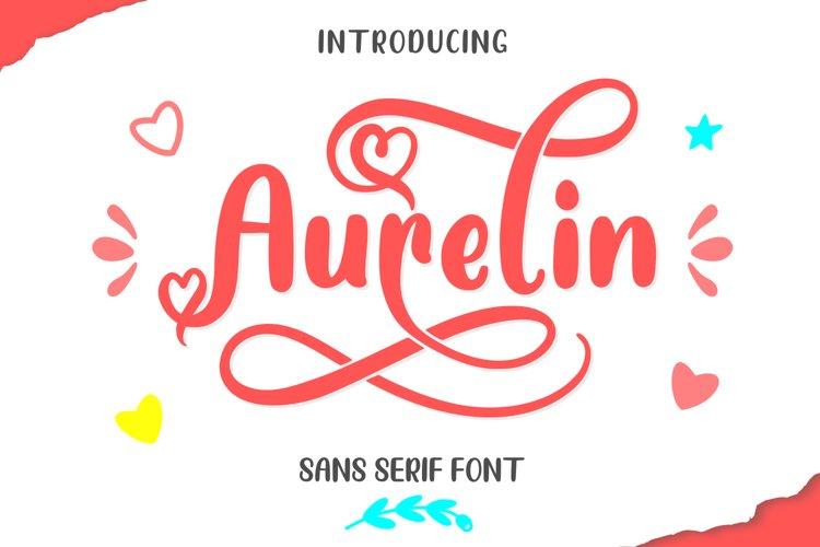 Aurelin example image 1
