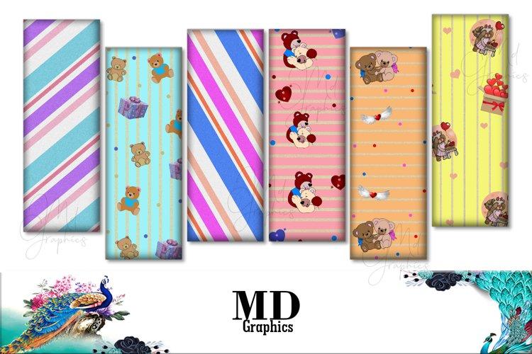 Teddy Bear, Teddy Bear Image, Digital Bear Image, Colors example image 1