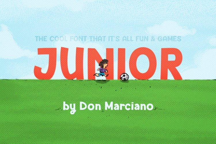 Junior Bold