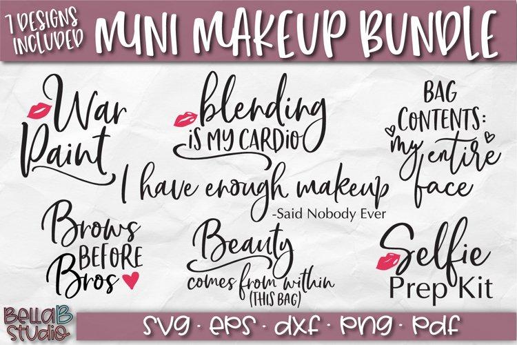 Makeup SVG Bundle, Cosmetic SVG Bundle example image 1
