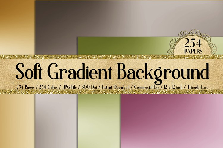 254 Soft Metallic Texture Ombre Gradient Background Images