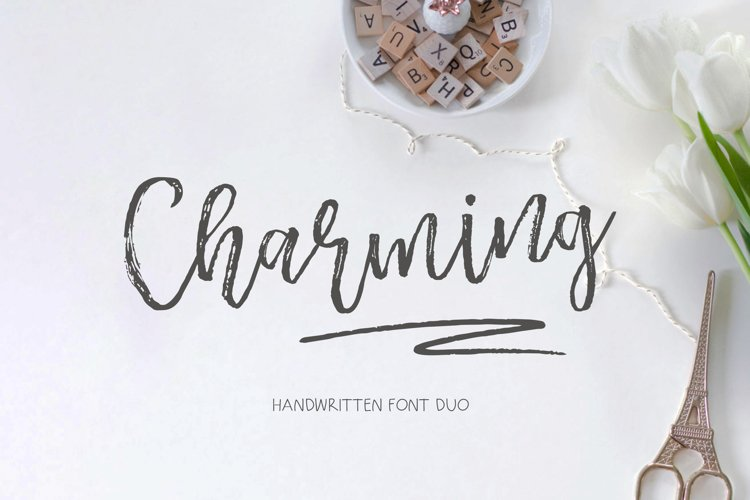 Charming Script