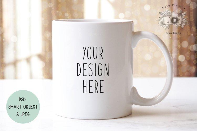 Mug Mockup   Coffee Mug Mock-up   Jpeg PSD Smart Object