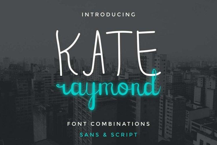 Kate Raymond example image 1