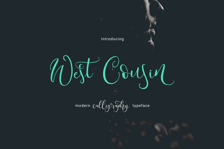 West Cousin Typeface example image 1