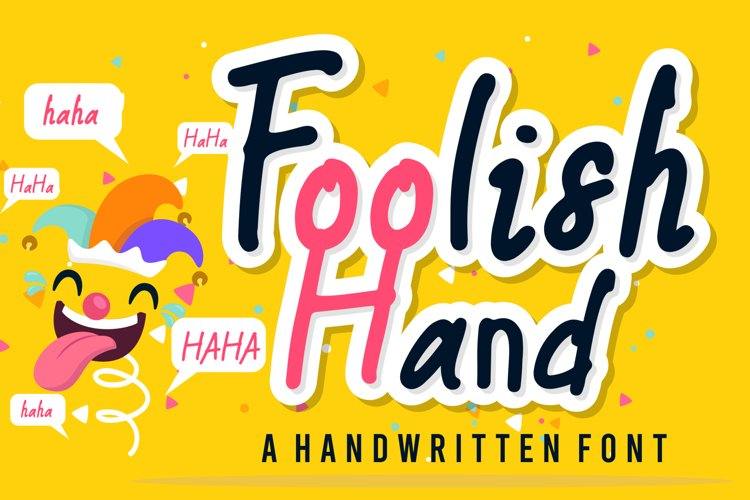 Foolish Hand example image 1