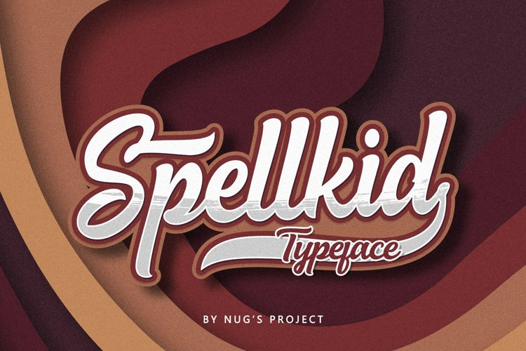 Spellkid example image 1