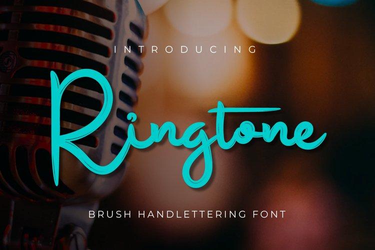 Ringtone example image 1