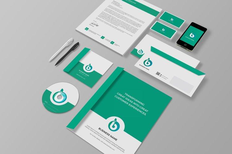 Branding Identity / Stationery Pack