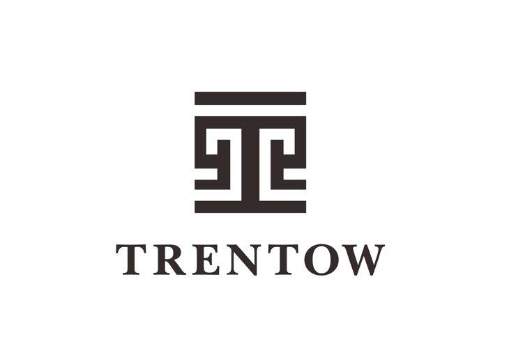 Letter T logo design vector sign. Initial Letter T T Logo example image 1