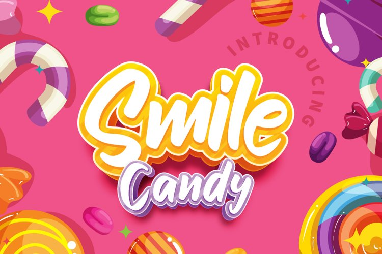 Smile Candy example image 1