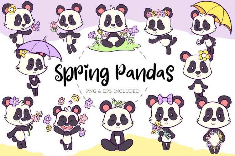 Spring Pandas example image 1