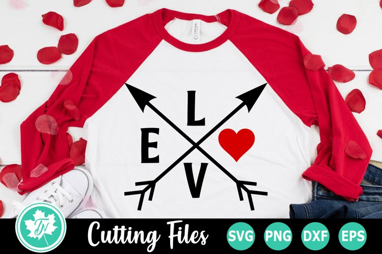 Download Valentine Svg Valentines Day Svg Love Arrows 435368 Cut Files Design Bundles