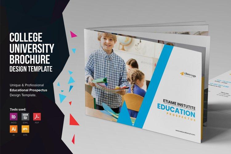 Education Prospectus Brochure v12