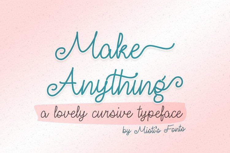 Make Anything example image 1