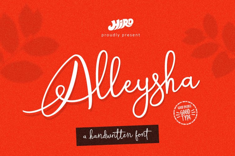 Alleysha example image 1