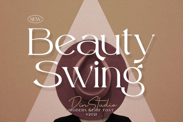 Beauty Swing example image 1