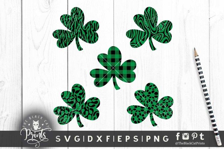 Shamrock SVG | Clover Clipart SVG | St. Patricks Day SVG