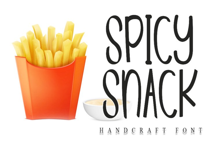 Spicy Snack example image 1