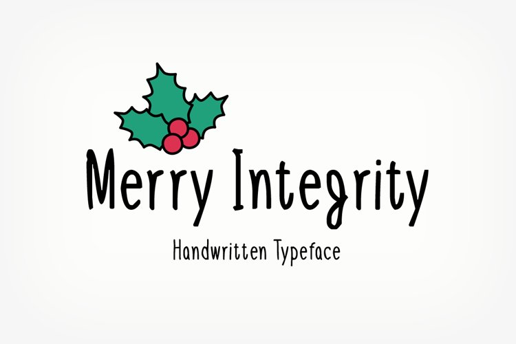 Merry Integrity example image 1