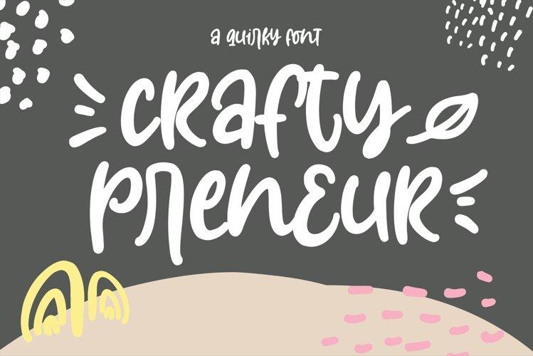 Craftypreneur example image 1