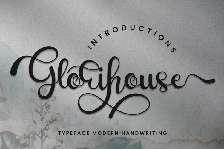Glorihouse example image 1