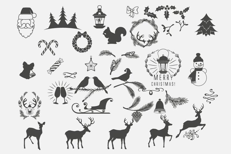 Christmas Sights illustrations