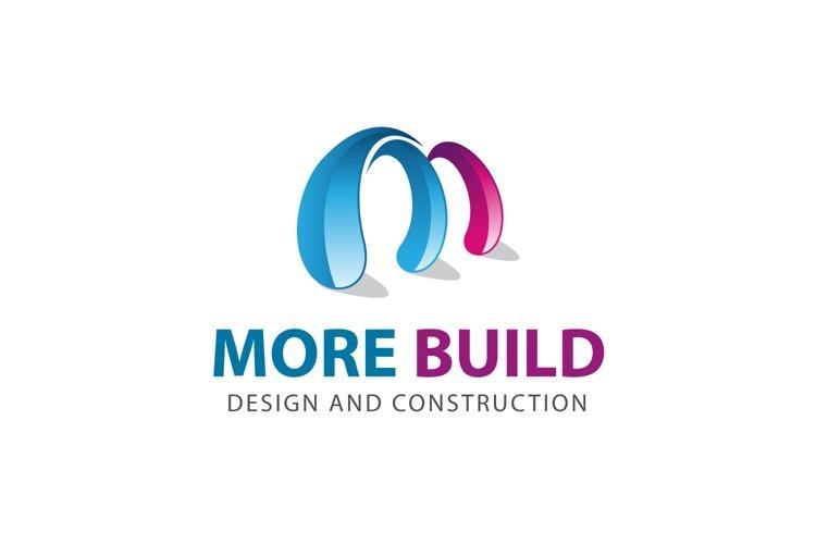 Construction Logo example