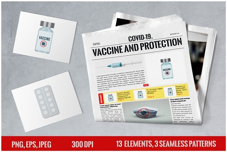 Covid-19, Vaccine and protection