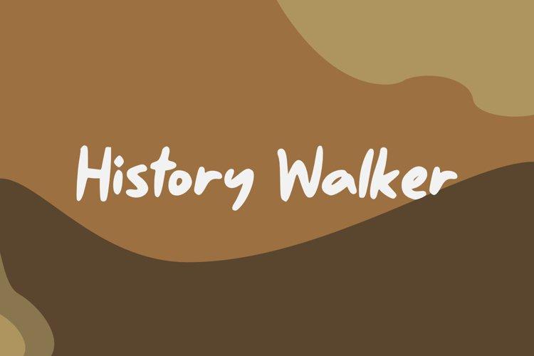 History Walker example image 1